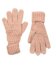 Superdry Womens Pink Nebraska Glove