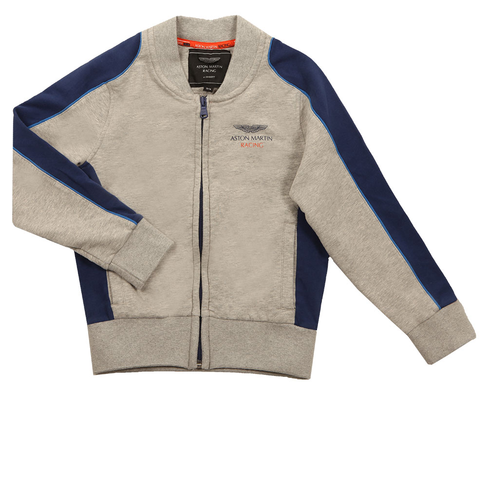 Boys AMR Full Zip Sweat  main image