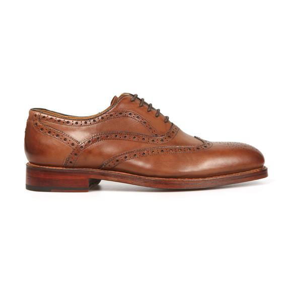 Oliver Sweeney Mens Brown Aldeburgh Shoe