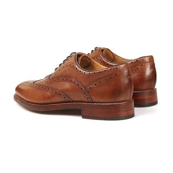Oliver Sweeney Mens Brown Aldeburgh Shoe main image