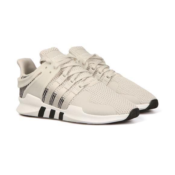 adidas Originals Mens White EQT Support ADV Trainer main image