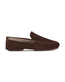 Ted Baker Mens Brown Moriss 2 Suede Slipper