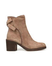 Ugg Womens Off-white Fraise Whipstitch Boot