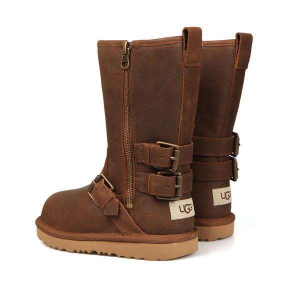 Ugg Girls Brown Kaila Boot main image