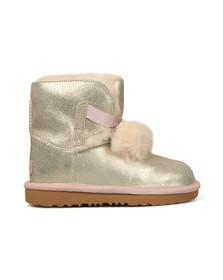 Ugg Girls Gold Gita Metallic Boot