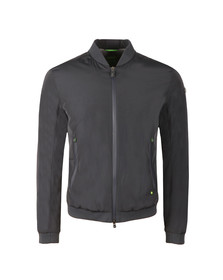 Boss Green Mens Blue Jomber Jacket
