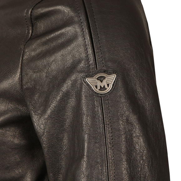 Matchless Mens Black Craig Leather Blouson main image