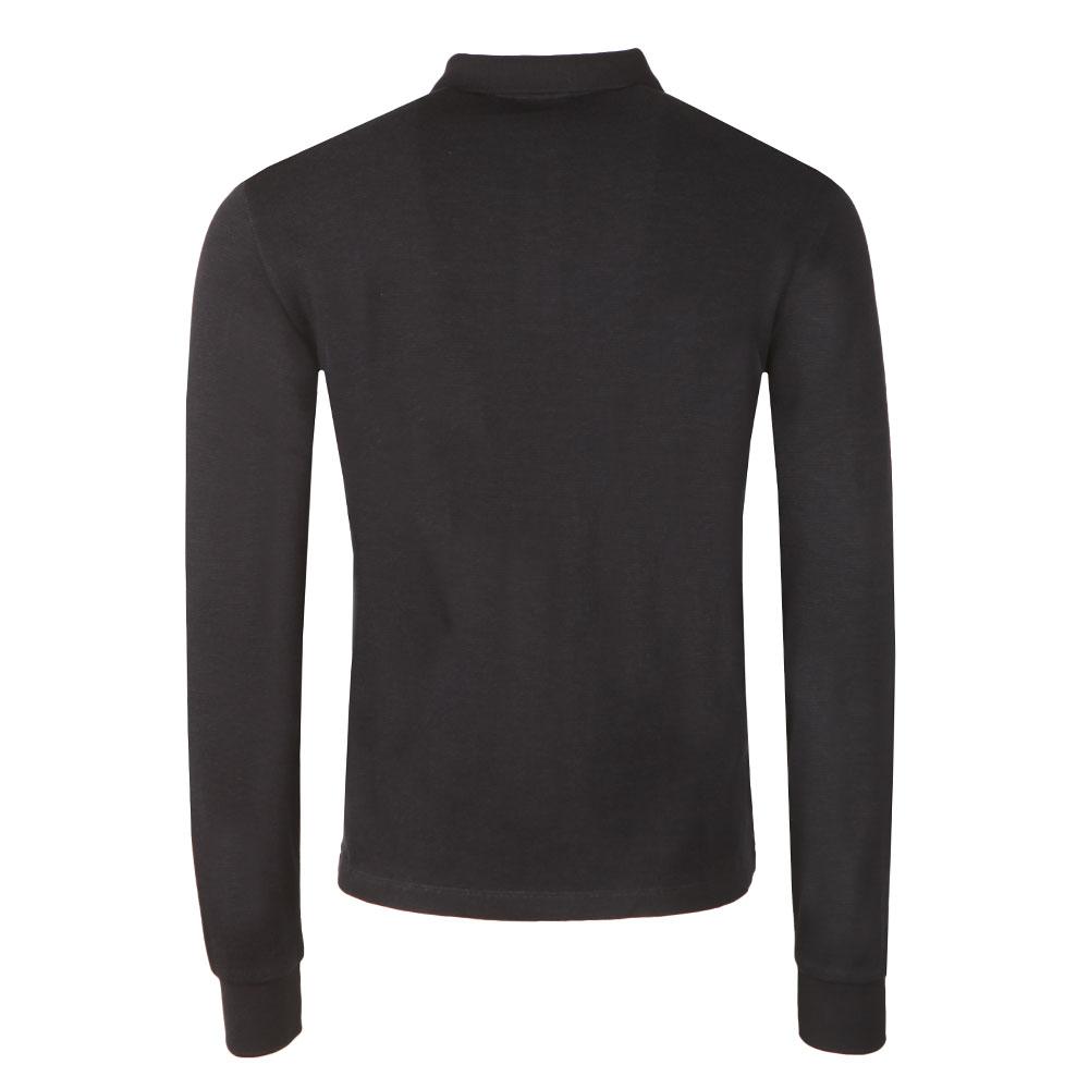L/S Jersey Polo Shirt main image