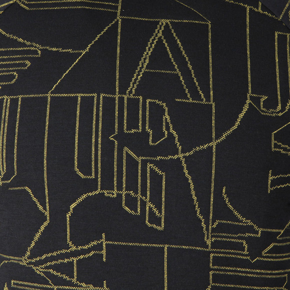 Armani Jeans Mens Blue Felpa Sweatshirt main image
