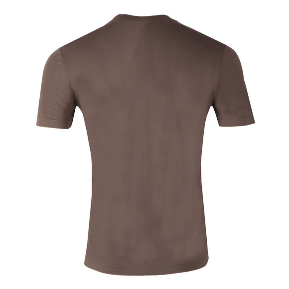 Armani Jeans Mens Grey 6Y6T53 Small Logo T-Shirt main image