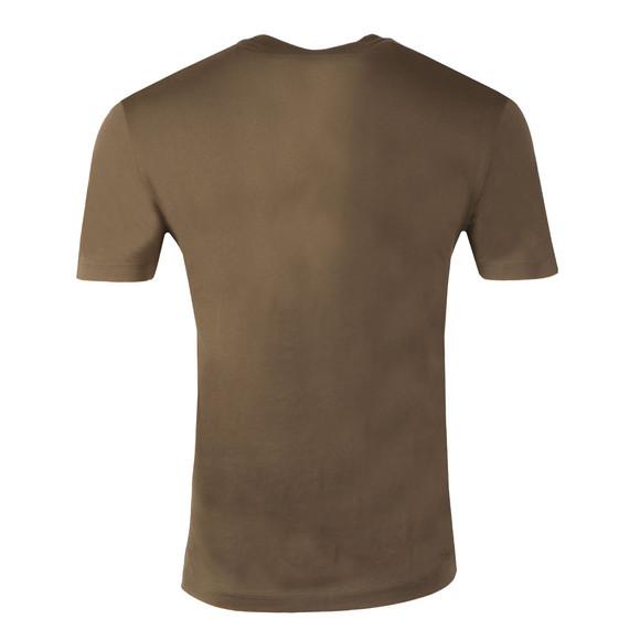 Armani Jeans Mens Green 6Y6T47 Logo T-Shirt main image