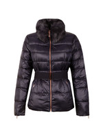 Junnie Faux Fur Collar Down Jacket