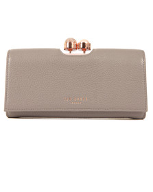 Ted Baker Womens Grey Marta Crystal Pearl Bobble Matinee