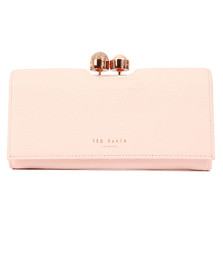 Ted Baker Womens Pink Marta Crystal Pearl Bobble Matinee