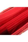 Valentino by Mario Womens Red Clove Purse