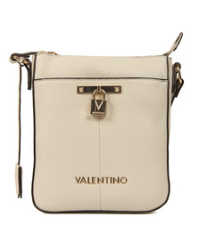 Valentino by Mario Womens Off-white Currys Cross Bag