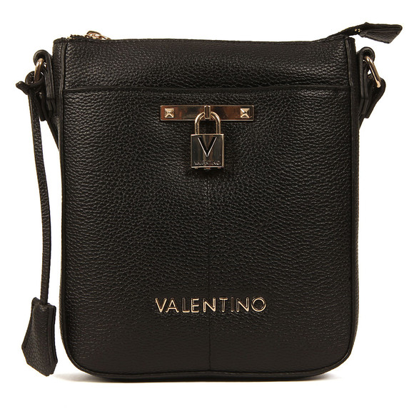 Valentino by Mario Womens Black Currys Cross Bag main image