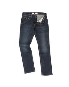 Tommy Hilfiger Mens Beige Denton Straight Jean