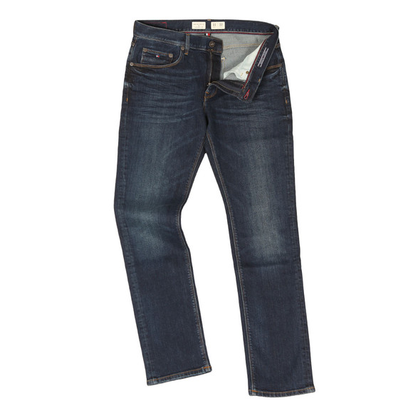 Tommy Hilfiger Mens Blue Denton Straight Jean main image