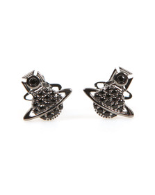 Vivienne Westwood Womens Grey Tamia Earrings