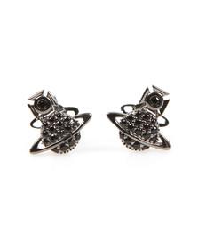 Vivienne Westwood Womens Grey Tamia Earrings