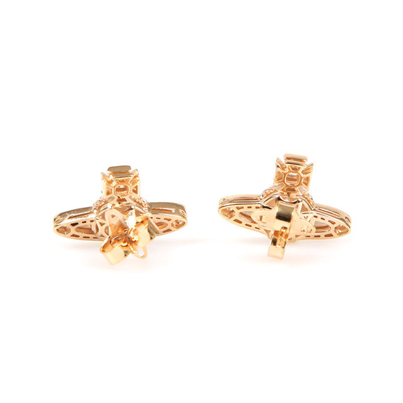 Vivienne Westwood Womens Gold Clotilde Stud Earring main image