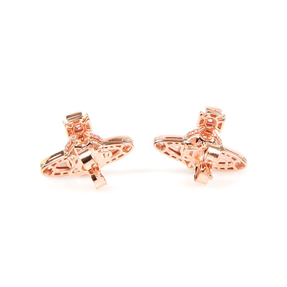 Vivienne Westwood Womens Pink Clotilde Stud Earring main image