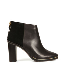 Ted Baker Womens Black Azaila Leather Boot