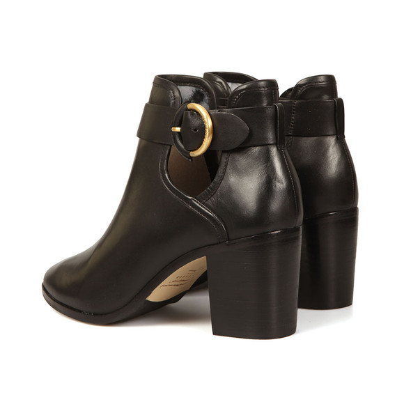 Ted Baker Womens Black Sybell Leather Boots main image