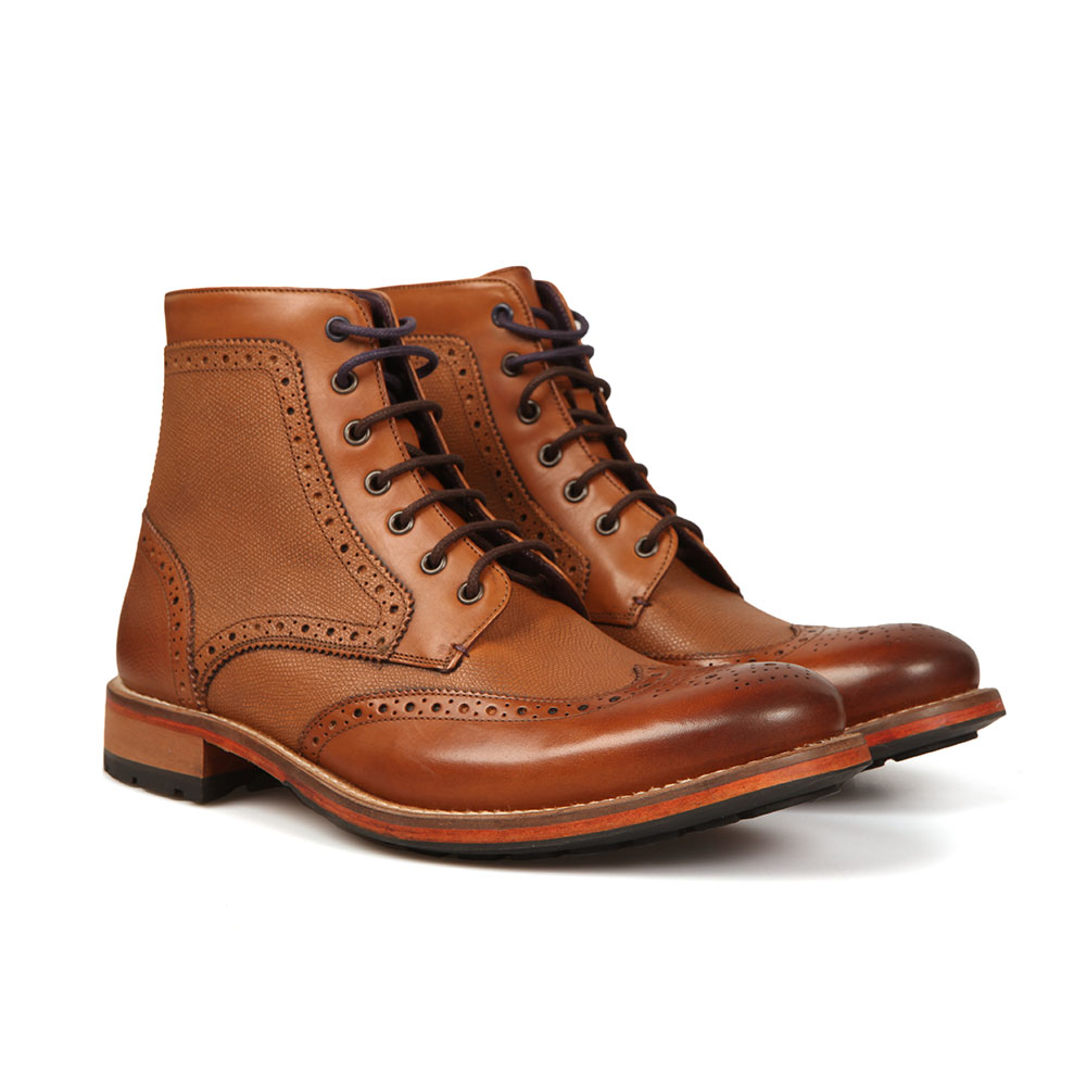 Sealls 3 Brogue Boot main image