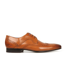 Ted Baker Mens Brown Oakke Brogue Shoe