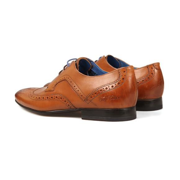Ted Baker Mens Brown Oakke Brogue Shoe main image
