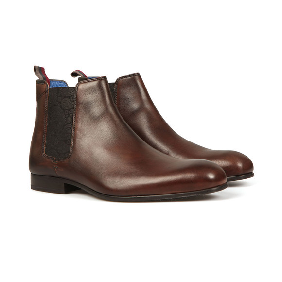 Ted Baker Mens Brown Kayto Boot main image