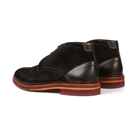 Ted Baker Mens Black Azzlan Suede Boots main image