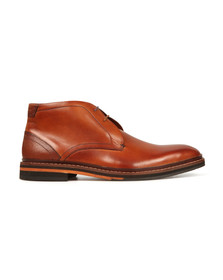 Ted Baker Mens Brown Azzlan Boots