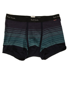 Paul Smith Mens Purple Multi Stripe Trunk