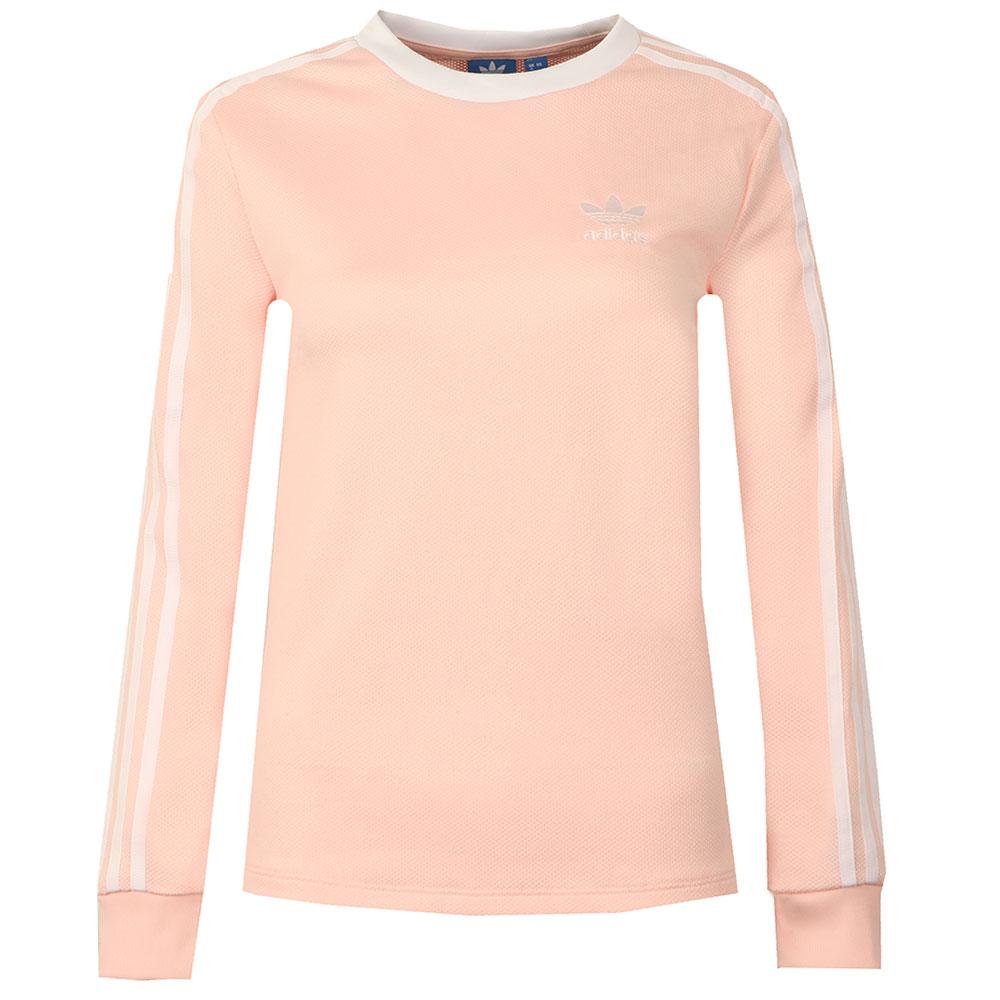 f99310f04b9 adidas Originals 3 Stripes Long Sleeve T Shirt | Masdings