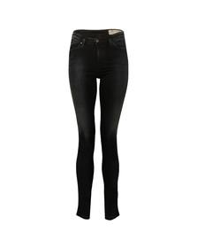 Diesel Womens Black Skinzee Jean