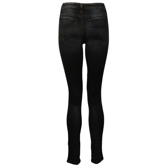Diesel Womens Black Skinzee Jean main image