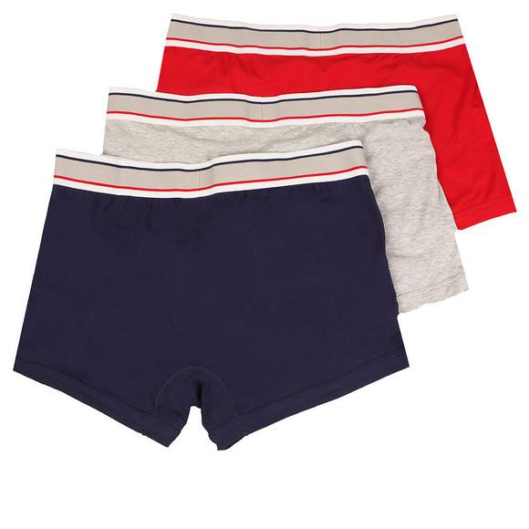 Lacoste Mens Multicoloured 3 Pack Trunks  main image