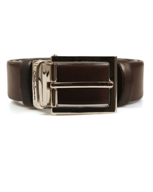 Oliver Sweeney Mens Brown Malmsey Belt
