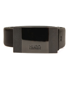 Hugo Mens Black Baxtero Belt