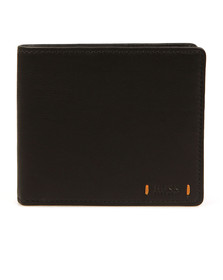 Boss Orange Mens Black City 8 Card Wallet