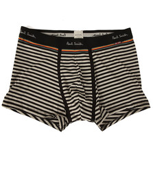 Paul Smith Mens Black Multi Stripe Trunk