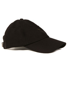 Lyle and Scott Mens Black Baseball Cap