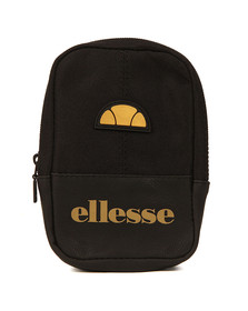 Ellesse Mens Black Ruggerio Bag
