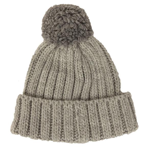 Colmar Mens Grey Bobble Hat main image