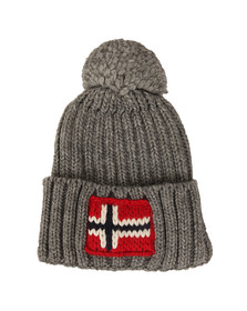 Napapijri Mens Grey Semiury 1 Hat