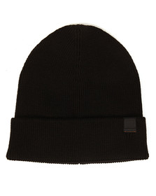Boss Orange Mens Black Fomero-8 Hat