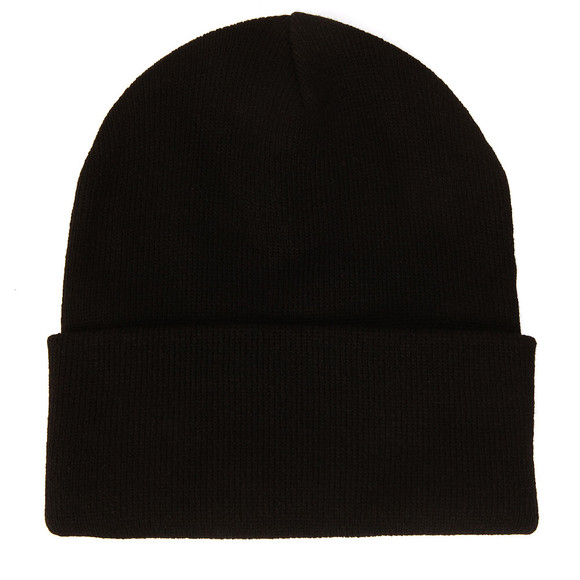 Carhartt Mens Black Short Watch Hat main image